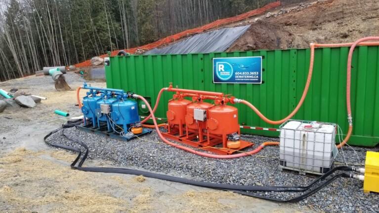 dewatering equipment